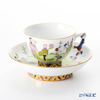 Herend-shunkei-CSV 03371-0-21 Small Cup & Saucer