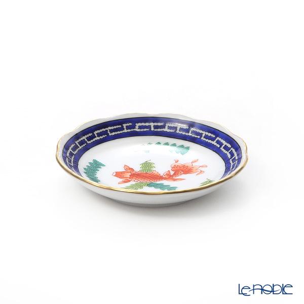 ヘレンド ポワッソン 00335-0-00 スモールディッシュ 8.5cm