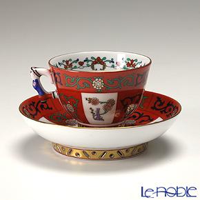 ヘレンド ゲデレ G 03371-0-21/3371スモールカップ&ソーサー