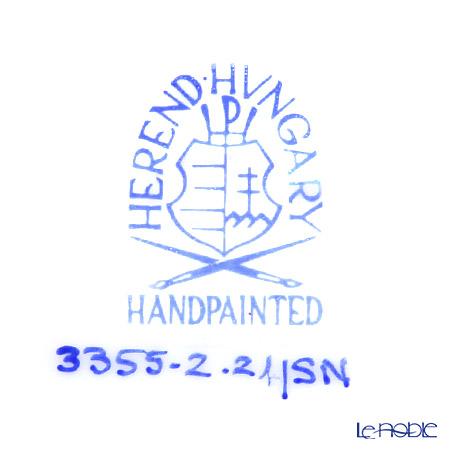 ヘレンド 西安の黒 SN 03355-0-21/3355シュガーポット(マンダリン) 100cc