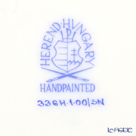 ヘレンド 西安の黒 SN 03364-0-21/3364ラージカップ&ソーサー