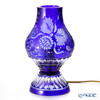 [Appliance] Meissen Crystal 'Orchid Flower' Blue 2160/EO314/33B Lamp H36cm
