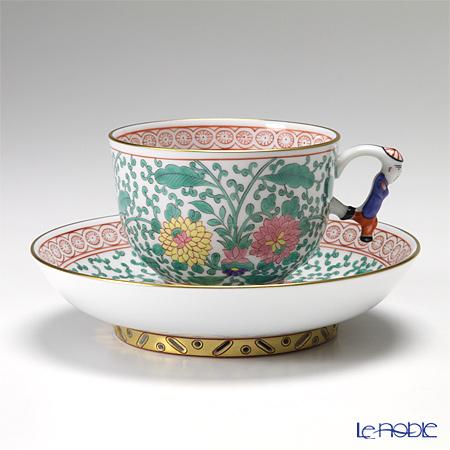 ヘレンド トゥッピーニの薔薇 03364-0-21/3364 ラージカップ&ソーサー