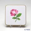 Augarten 5089 Viennese Rose Coaster 10 x 10 cm