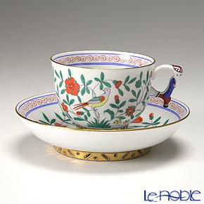 ヘレンド 中国の鳥 OC 03364-0-21 ラージカップ&ソーサー