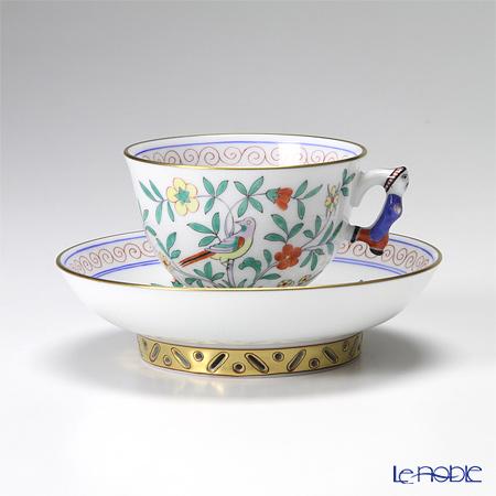 ヘレンド 中国の鳥 OC 03371-0-21 スモールカップ&ソーサー