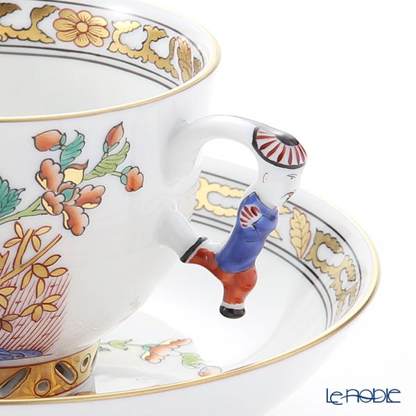 ヘレンド 浙江 KG 03364-0-21ラージカップ&ソーサー