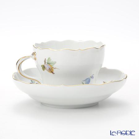 マイセン(Meissen) 果物文様 240210/00582コーヒーカップ&ソーサー 200cc チェリー