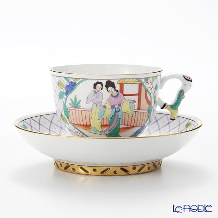 ヘレンド SCCH 03364-0-21 ラージカップ&ソーサー