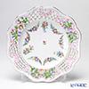 Herend 'Flower Garland / Liechtenstein Bouquet' LTBS 08406-0-50 Plate (openwork) 25.8cm