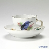 マイセン(Meissen) ビンテージバード 26c051/00582コーヒーカップ&ソーサー 200cc ハミングバート