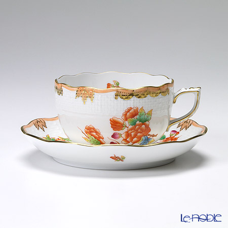 Herend Anniversaire Victoria Teacup with saucer 200 ml, AVBO 00724-0-00