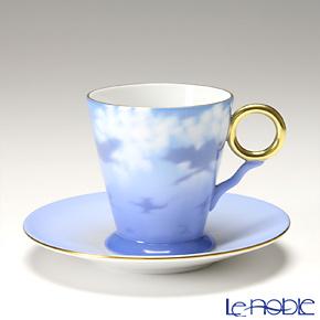 ヘレンド QH Collection QHN3 04914-0-00 モカカップ&ソーサー