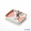 Herend 'Style Kakiemon' SKA 07733-0-21 Rectangular Tray with Mandarin 8x6.5cm