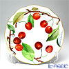 Herend 'Fruits - Cherry' FTH-CR 20517-0-00 Dessert Plate 19cm