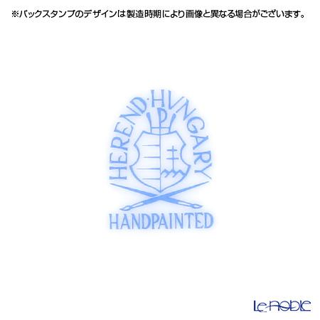 ヘレンド ゾディアックイヤーズプレート 2018年 戌(いぬ) 【プレート立て付】