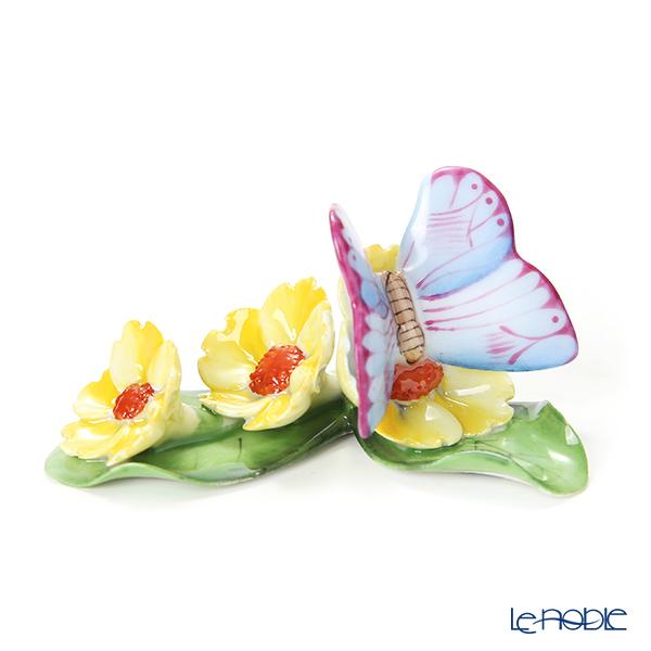 ヘレンド C花と蝶 09316-0-00
