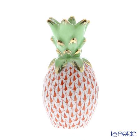 ヘレンド ファンタジー VH 15079-0-00 パイナップル 4.5cm オレンジ