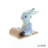 Herend figurines VHB 05638-0-00 Rabbit (sled) 6.5 cm