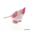 Herend figurines VHPM 05639-0-00 Tri (tufted Titmouse) pink 6 cm