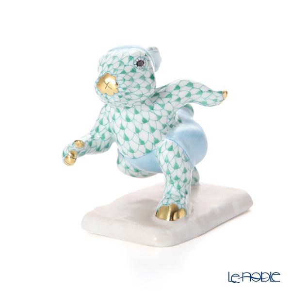 ヘレンド人形 05710-0-00VHV ランニングバニー