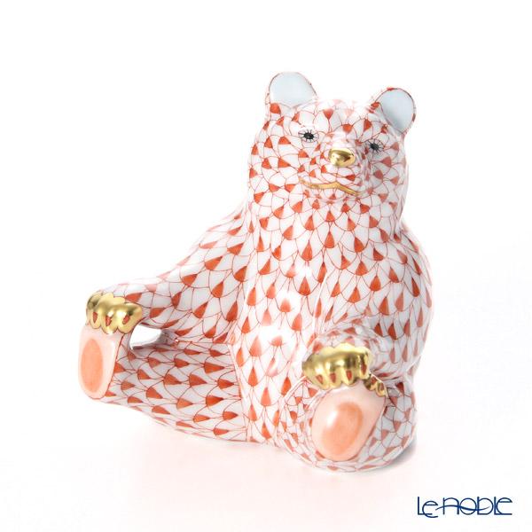 ヘレンド人形 05736-0-00 VH クマ