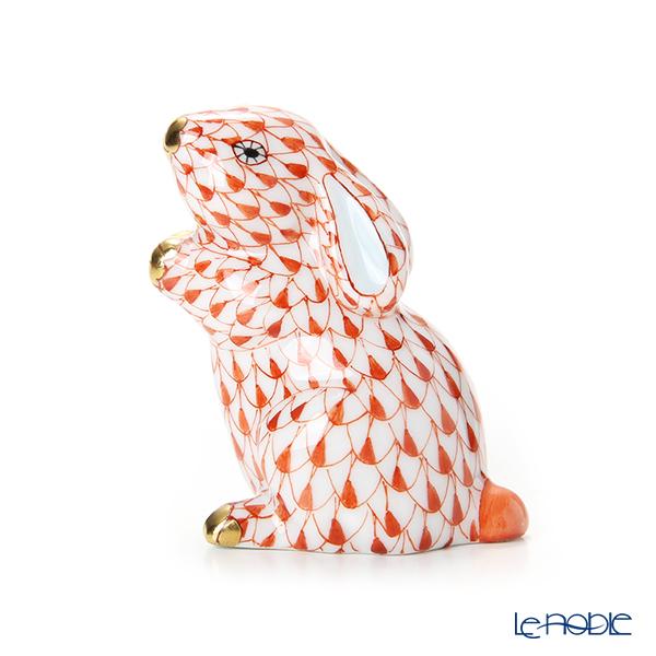 ヘレンド人形 VH オイノリバニー 5cm 15068-0-00