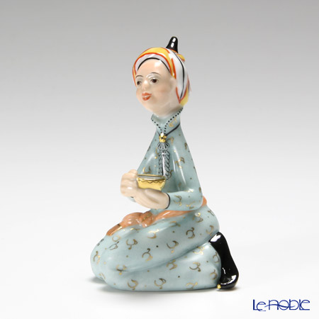 ヘレンド人形 15202-0-00 ペルシアン 少年