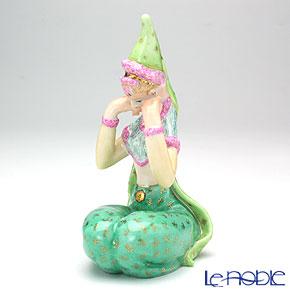 ヘレンド人形 15414-0-00 ペルシアン 恥らう人