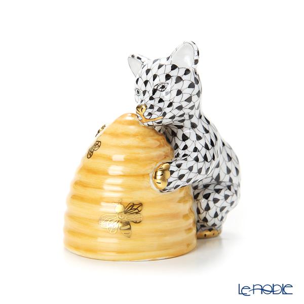 ヘレンド人形 VHNM-C クマと蜂の巣 15500-0-00