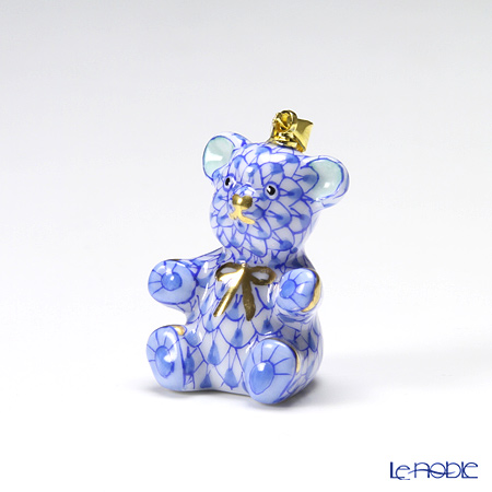 ヘレンド ペンダントトップ VHB 15639-0-47 テディ 2.8cm