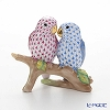 Herend Herend fantasy VHP + VHB+C 15,728 - 0-00 Lovebirds