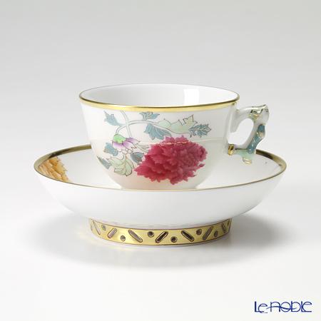 ヘレンド ピヴォワンヌ PVR 03371-0-21 スモールカップ&ソーサー