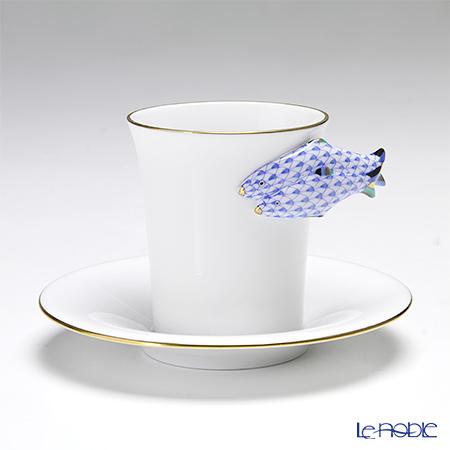 ヘレンド QH Collection QH-VHB 04913-0-00 モカカップ&ソーサー 無地