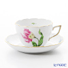 Herend baconnier spring (PDB) 00730 / 706 Tea Cup & Saucer (combined) 200 cc