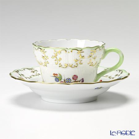 ヘレンド VBO-B 03002-0-00 ティーカップ&ソーサー 200cc