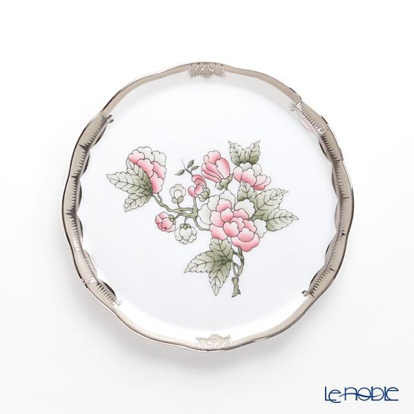 Herend Victoria-00340-0-00 VOG-X1-PT Platinum Plate 12 cm