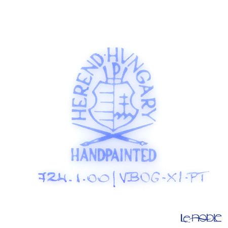 ヘレンド ヴィクトリア・プラチナ VBOG-X1-PT 00724-0-00ティーカップ&ソーサー 200cc
