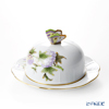 Herend Royal Garden EVICTF1 (flower) 00393-0-17 Covered dishes 14.8 cm Green