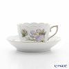 Herend Royal Garden EVICTF1 (flower) 00711-0-00 Mocha Cup & Saucer 100 cc