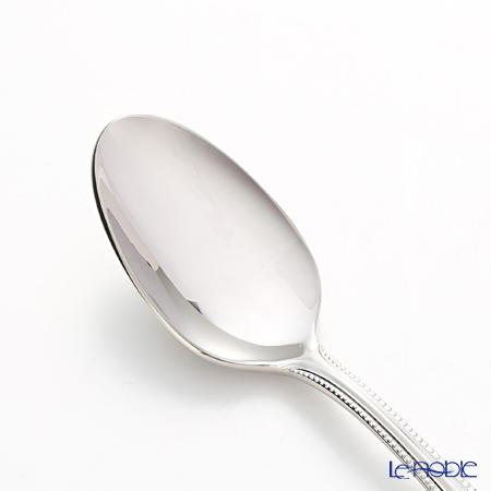 Christofle 'Perles 2' 2405-036 [Stainless Steel] Demitasse Coffee Spoon 10cm