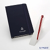 Christofle 'Circle' 4251336 Book Marker L13.5cm (with Note Book)