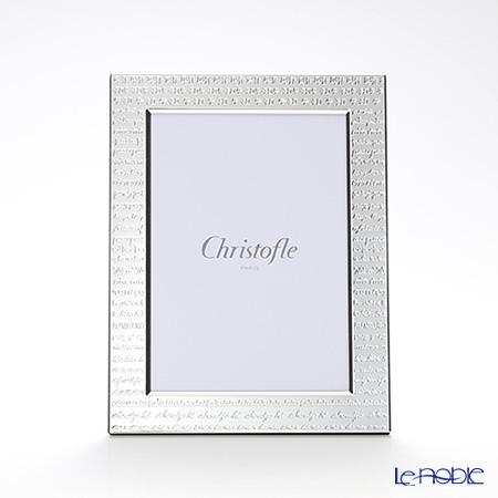 Christofle Collection le Paix 42 56 046 Photo frame 13 x 18 cm