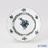 Herend 'Chinese Bouquet Turquoise Platinum / Apponyi' ATQ3-PT 00512-0-00 Plate 12.5cm