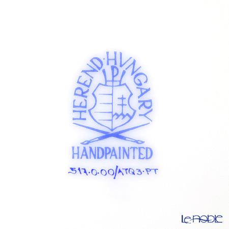 ヘレンド アポニーターコイズプラチナ 00517-0-00プレート 19cm