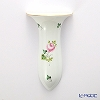 ヘレンド ウィーンのバラ シンプルウォールベース 16cm 壁掛け用花瓶