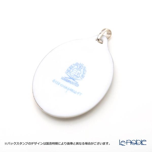ヘレンド ペンダントトップ ATQ3-PT 08131-0-00アポニーターコイズプラチナ 5cm