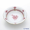Herend Chinese Bouquet Mauve Pink / Apponyi AP2 00330-0-00 Oatmeal Bowl 16.5cm