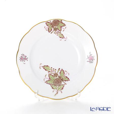 ヘレンド クロチルド グリーン 20512-0-00 プレート 12.5cm