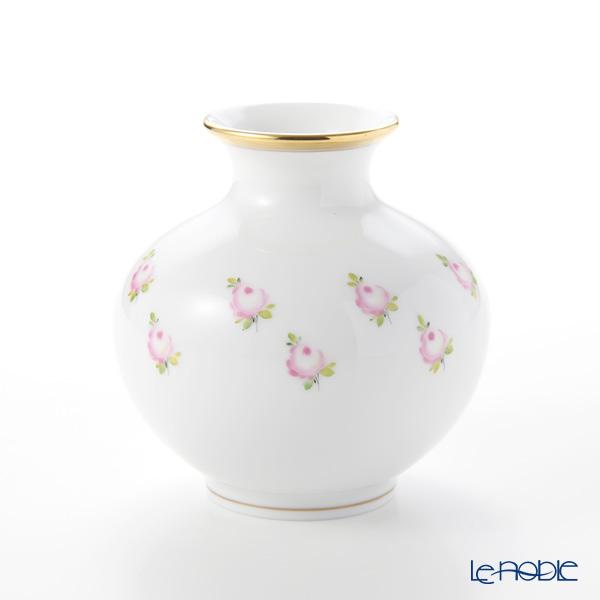 ヘレンド 朝露の小薔薇 PTRA 07188-0-00 ベース 10.1cm
